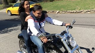 Manshii wants Motorcycle - | Lalit Shokeen Comedy |