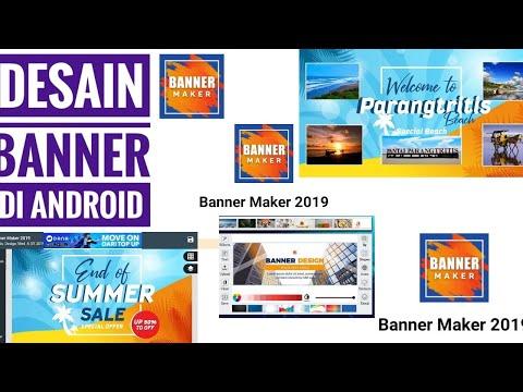 Tutorial membuat Banner di android   Banner Maker