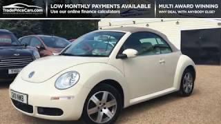 2011 VOLKSWAGEN BEETLE 1.4 LUNA FOR SALE | CAR REVIEW VLOG