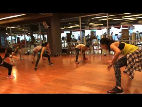 Zumba with Marina | Sheila Ki Jawani (Indian)