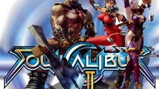 Soul Calibur 2 : Intro [HD]