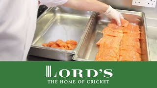 Cooking up a storm with MCC's renowned chefs   MCC/Lord's