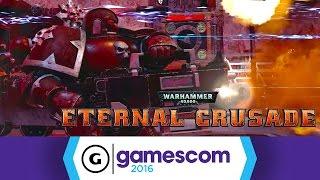Warhammer 40,000: Eternal Crusade - Gamescom 2016 Trailer