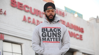 Inside The Black Guns Matter Movement: RISE OF THE RADICALS