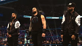Roman Reigns and King Corbin's journey to tonight's Falls Count Anywhere Match