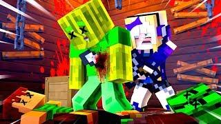 Das MÄDCHEN ist DER KILLER?! - Minecraft MURDER