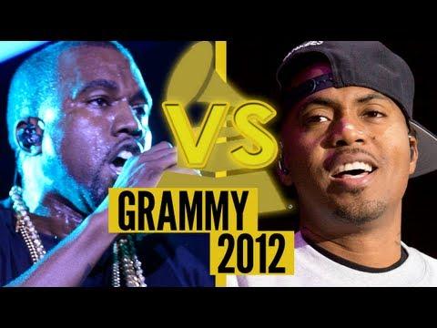 Kanye West vs. Nas: GRAMMY Hip Hop Battle - GRAMMY Nominations
