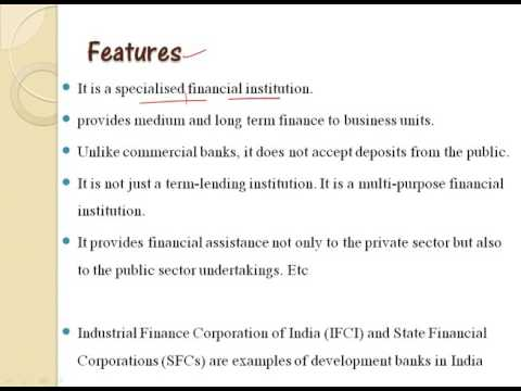 What are Development Banks? Understand in 90 Secs