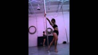 """Hands To Myself"" by Selena Gomez - Pole Dance Freestyle"