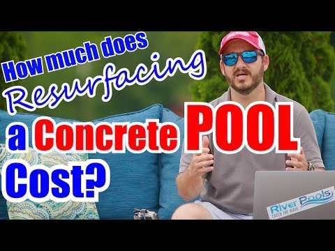 How Much Does Resurfacing a Concrete Pool Cost?