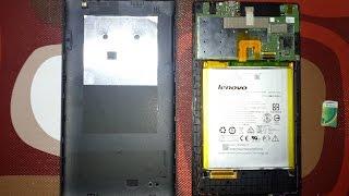 cara membuka backcover casing belakang lenovo tab 2 a7 10 how to open backcover lenovo tab 2 a7 10