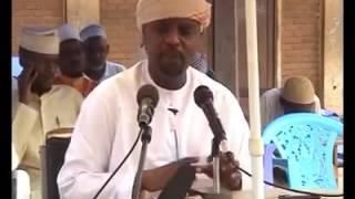 Sheikh Otman Maalim. Mke zaidi ya mmoja