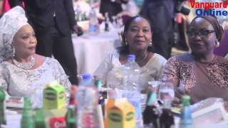 Comedian Koffi39s performance at Vanguard Awards 2015