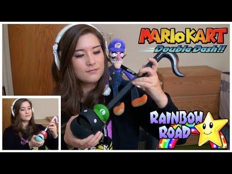 Mario Kart: Double Dash - Rainbow Road - Otamatone Cover    mklachu