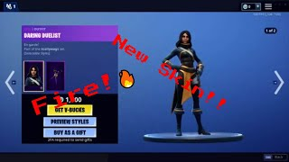 Fortnite Item Shop 'New Skins!! * (6-1-19)
