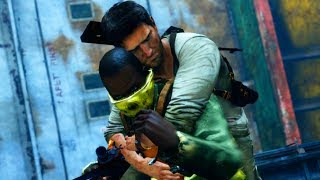 Uncharted 3: Crushing Stealth [Nathan Drake Collection]