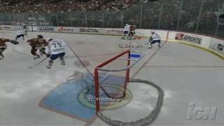 NHL 2K6 Xbox 360 Gameplay - Gameplay 2