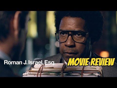 Roman J. Israel Esq. - Movie Review