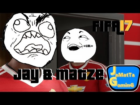 "FIFA 17 Online CooP Saison mit ""Aggro"" Jay & ""PassMonster""Matze"