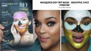 Masqueology BFF 4 in 1 Mask