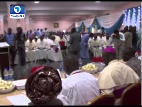 Metrofile Catholic Bishops Storm Warri For 2014 Catholic Bishops Conference
