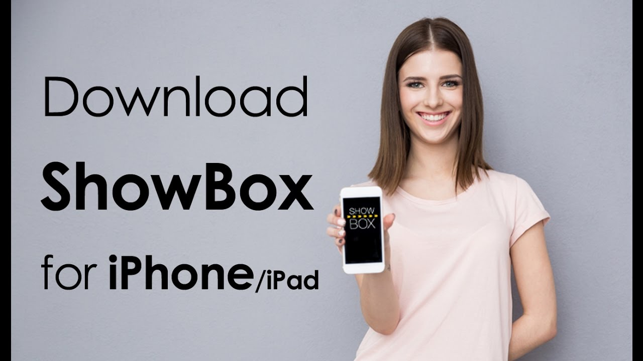 How to Install Showbox for iPhone without Jailbreak Easily? - YouTube