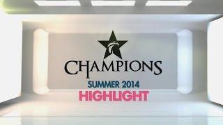 [H/L] LOL Champs Summer_KT Arrows vs. SAMSUNG Blue - Match 2