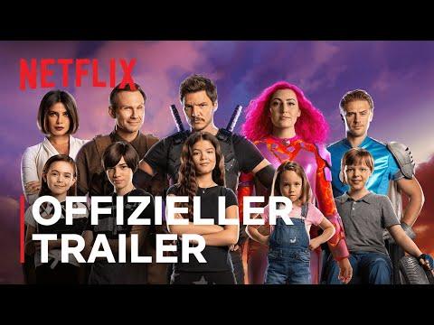 """We Can Be Heroes"" mit Priyanka Chopra und Pedro Pascal | Offizieller Trailer | Netflix"