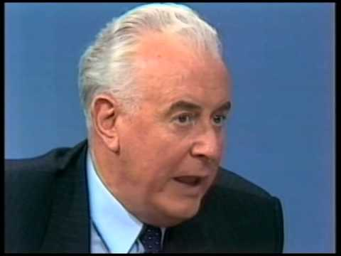 Gough Whitlam  111185
