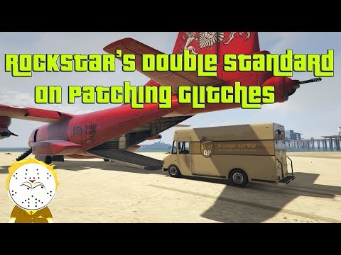 GTA Online Rockstar's Double Standard On Patching Glitches