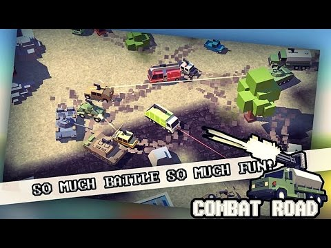 Combat Road - Android Gameplay HD