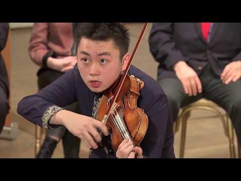 Ziyu He | Gerhard Wimberger | Toi, toi, toi | 2016 International Mozart Competition Salzburg