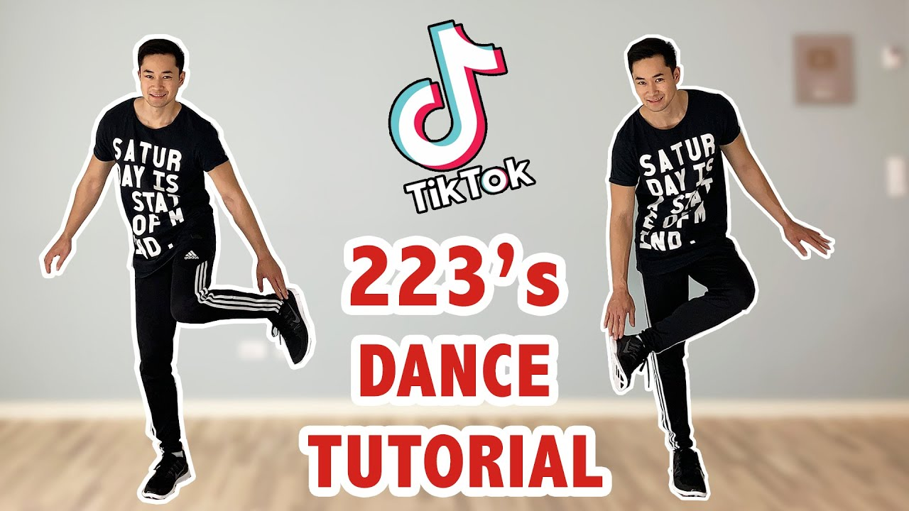Tiktok Tattoo Steps: What All Do You Want From Me 223 Dance Tutorial
