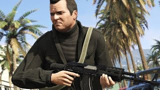 GTA 5 in 4K - 11 Minutes of Gorgeous Gameplay