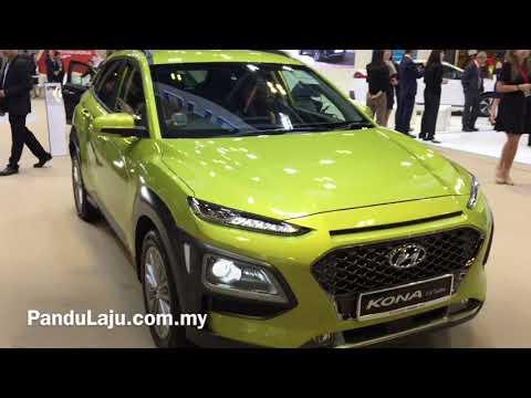 Hyundai Kona Malaysia, Merecik Habaq Hang