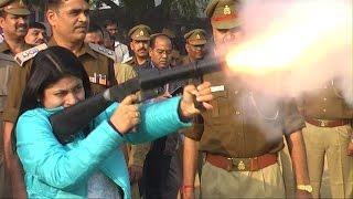 Bulandshahr: Brave DM B chandrakala Viral Video