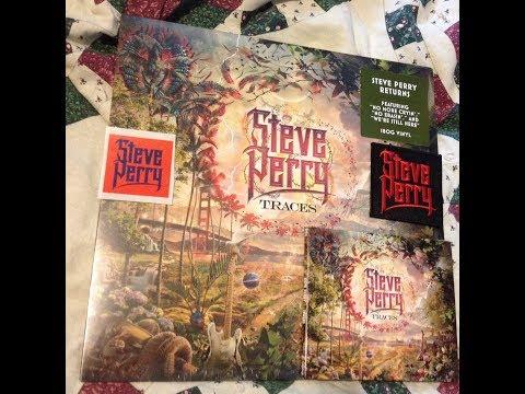 Ep. 179: Steve Perry (Traces Album Review) | Tim's Vinyl Confessions
