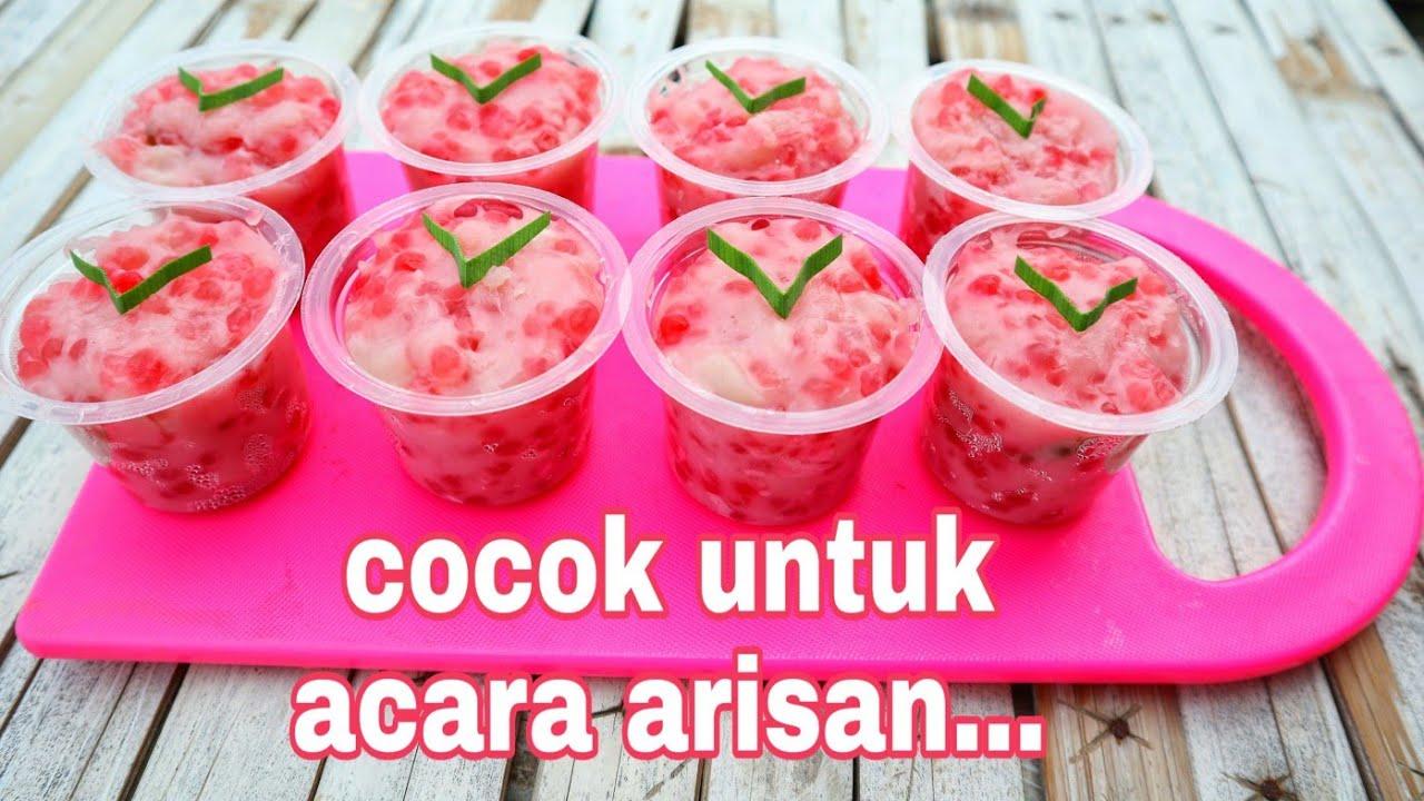 Resep Membuat Kue Mutiara Hunkwe Cocok Untuk Acara Arisan Youtube