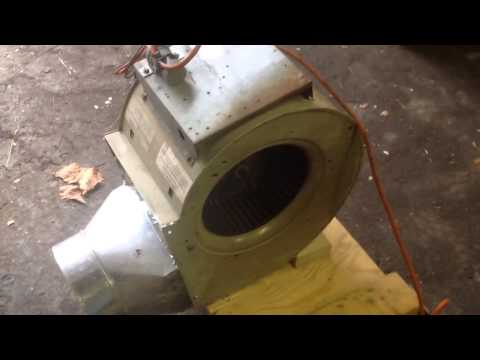 How to make leaf blower mock up free parts