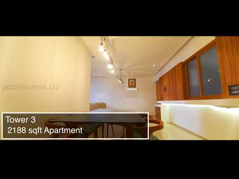 TATA TRITVAM, Luxury Waterfront Apartment for sale at Marine Drive Kochi