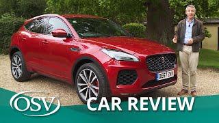 Jaguar E PACE 2018 In-Depth Review | OSV Car Reviews