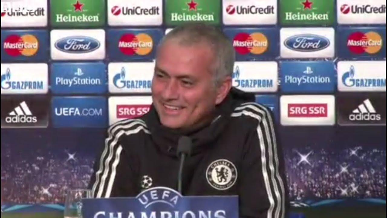 Jose Mourinho On His Haircut I Did It Myself Its Nice Cheap