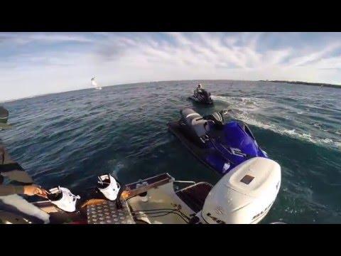 Flyboard / Jet ski , Cannes Iles de lerins , MANDELIEU PARADISE