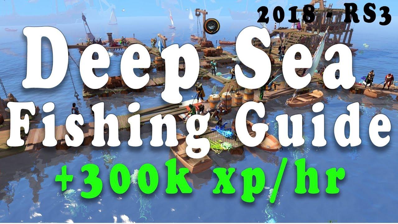 RuneScape: Deep Sea Fishing Guide