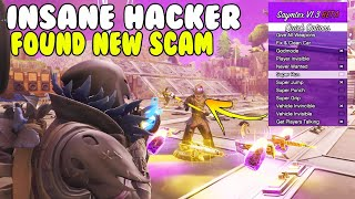 Insane Hacker Found NEW SCAM! 😱 (Scammer Gets Scammed) Fortnite Save The World
