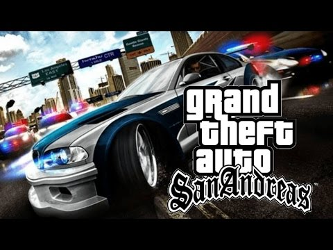 GTA San Andreas Need For Speed MW Cars Mod  !? +[DOWNLOAD LINKS]