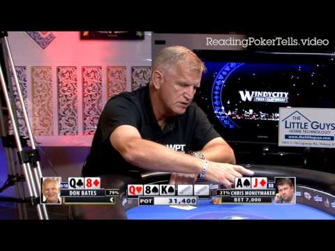 Poker Tells Training: Double-Checking Hole Cards Before Betting