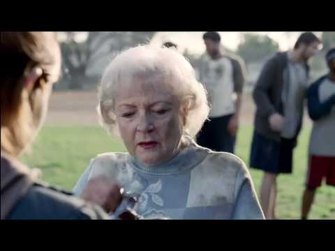 HD Exclusive Snickers Super Bowl XLIV 44 2010 Commercial with Betty White and Abe Vigoda Ad