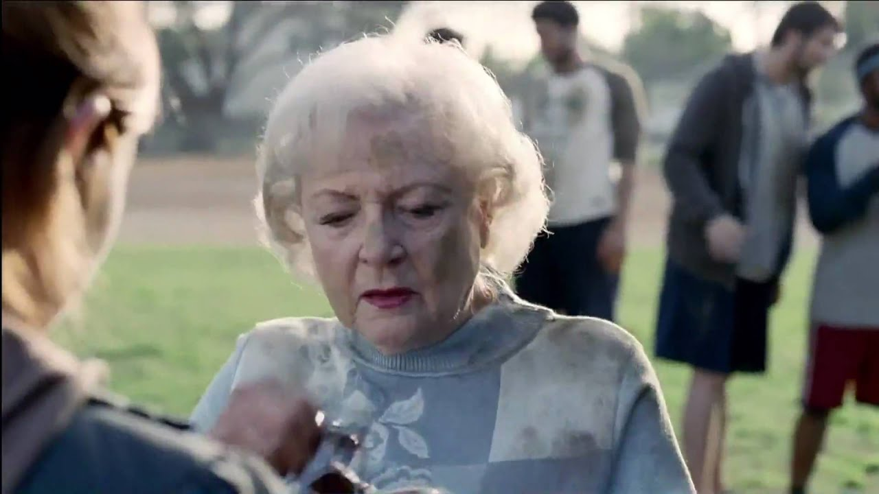 HD Exclusive Snickers Super Bowl XLIV 44 2010 mercial with Betty