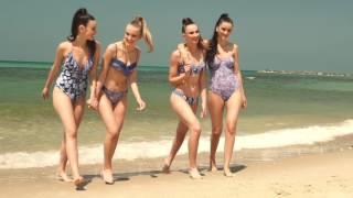 קמפיין בגדי ים אפרודיטה - תחרות מלכת היופי 2016